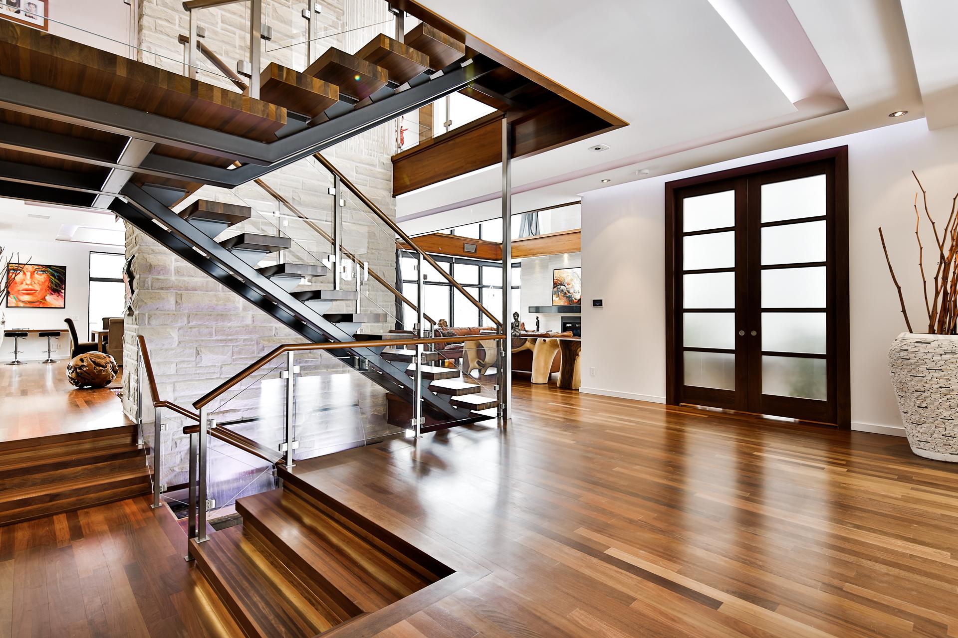Maison moderne a vendre canada pr l vement d 39 chantillons - Maison a vendre a spa ...